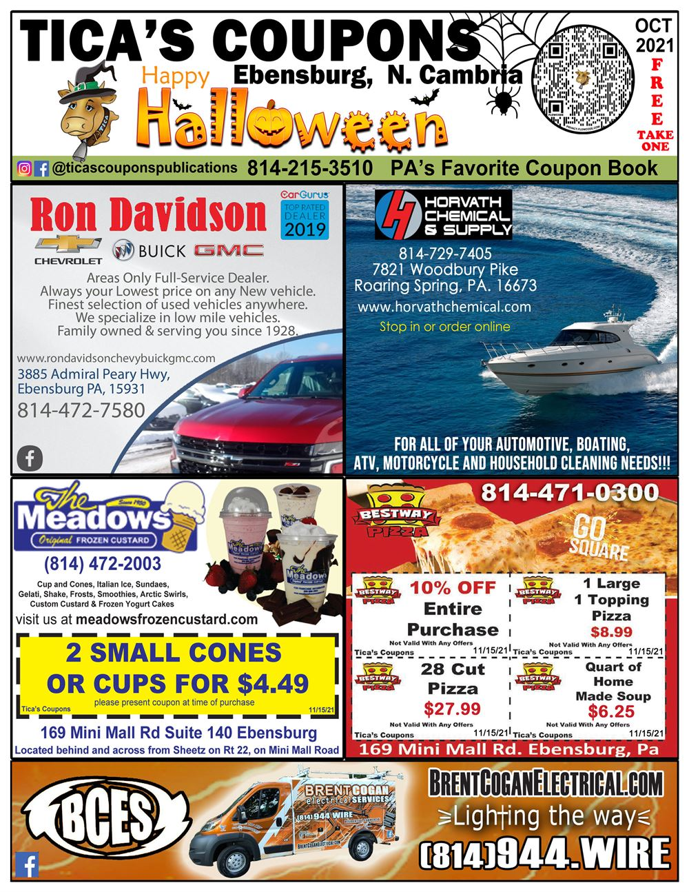 Ebensburg front cover Oct 21